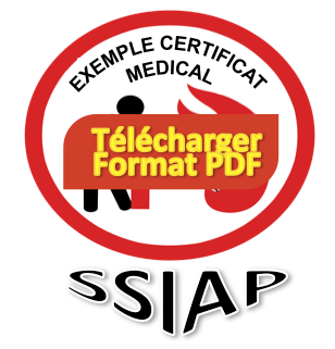 BOUTON TELECHARGER CERTIFICAT MEDICAL PDF V2